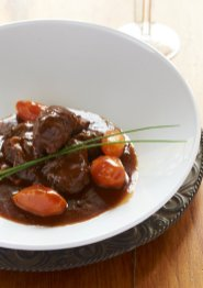 LuxeGetaways | Courtesy La Ferme de la Lochere - Dining 2