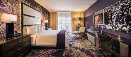LuxeGetaways | Courtesy Hard Rock Cafe Hotel Palm Springs