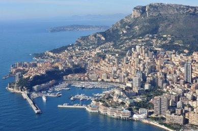 LuxeGetaways - Luxury Travel - Luxury Travel Magazine - Luxe Getaways - Luxury Lifestyle - Digital Travel Magazine - Travel Magazine - Girls Getaway to Cote d'Azur - Priscilla Pilon - Monaco aerial view