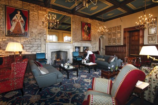 LuxeGetaways | Courtesy Ellenborough Park - Great Hall