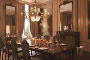 LuxeGetaways | Courtesy Waldorf Astoria Amsterdam - Dining