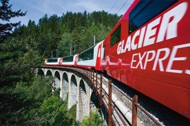 LuxeGetaways - Luxury Travel - Luxury Travel Magazine - Luxe Getaways - Luxury Lifestyle - Navigating Switzerland by Swiss Federal Railways - SBB - Switzerland Train Travel - Glacier Express