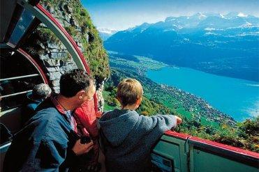 LuxeGetaways - Luxury Travel - Luxury Travel Magazine - Luxe Getaways - Luxury Lifestyle - Navigating Switzerland by Swiss Federal Railways - SBB - Switzerland Train Travel