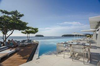 LuxeGetaways - Luxury Travel - Luxury Travel Magazine - Luxe Getaways - Luxury Lifestyle - Luxury Villa Rentals - Affluent Travel - Kata Rocks Phuket Thailand - Pools