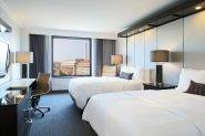 LuxeGetaways - Luxury Travel - Luxury Travel Magazine - Luxe Getaways - Luxury Lifestyle - Marriott Rewards - MRpoints - Damon Banks - JW Marriott DC - Travel Influencer - Double Room