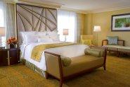 LuxeGetaways - Luxury Travel - Luxury Travel Magazine - Luxe Getaways - Luxury Lifestyle - Marriott Rewards - MRpoints - Damon Banks - JW Marriott DC - Presidential Suite - Bedroom