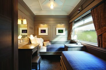 LuxeGetaways - Luxury Travel - Luxury Travel Magazine - Luxe Getaways - Luxury Lifestyle - Ireland Train Travel - Belmond Luxury Train