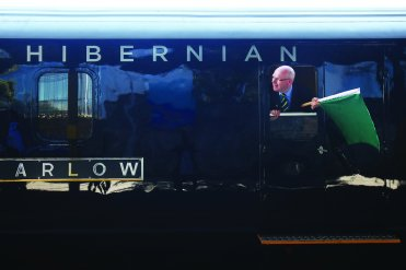 LuxeGetaways - Luxury Travel - Luxury Travel Magazine - Luxe Getaways - Luxury Lifestyle - Ireland Train Travel - Grand Hibernian Belmond