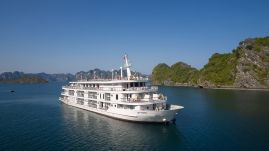 LuxeGetaways - Luxury Travel - Luxury Travel Magazine - Luxe Getaways - Luxury Lifestyle - Paradise Elegance Vietnam - River Cruise