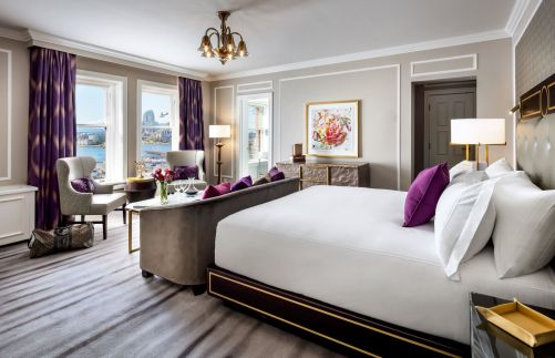 LuxeGetaways - Luxury Travel - Luxury Travel Magazine - New Era at Fairmont Empress - Victoria Canada - Fairmont Hotels and Resorts - Damon M Banks - Gold Level - Suite