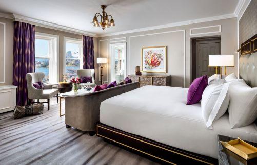 LuxeGetaways - Luxury Travel - Luxury Travel Magazine - New Era at Fairmont Empress - Victoria Canada - Fairmont Hotels and Resorts - Damon M Banks - Gold Level - Suite