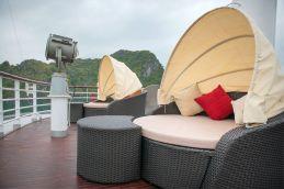 LuxeGetaways - Luxury Travel - Luxury Travel Magazine - Luxe Getaways - Luxury Lifestyle - Paradise Elegance Vietnam - River Cruise - Sundeck
