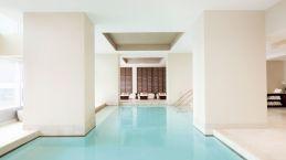 LuxeGetaways - Luxury Travel - Luxury Travel Magazine - Hotel Review - Toronto - Ritz Carlton Toronto - Luxury Hotel Review - Indoor Pool - Spa