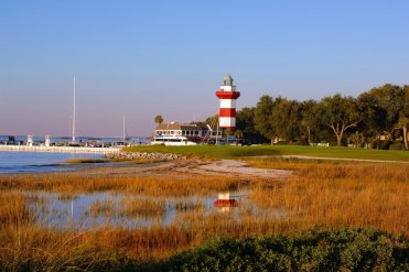 Hole 18 Harbour Town
