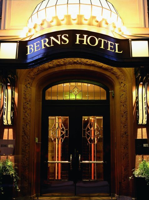 Credit Berns Hotel