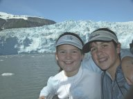 LuxeGetaways - Luxury Travel - Luxury Travel Magazine - Tauck Travel - BBC Earth - Family Travel - Alaska glacier