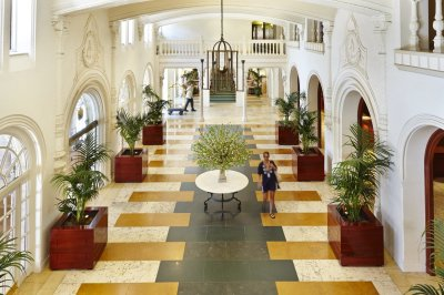 LuxeGetaways - Luxury Travel - Luxury Travel Magazine - The Boca Raton Resort by Waldorf Astoria - Main Lobby