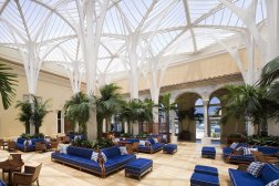 LuxeGetaways - Luxury Travel - Luxury Travel Magazine - The Boca Raton Resort by Waldorf Astoria - Palm Court
