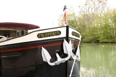 Prosperite Barge