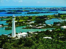LuxeGetaways - Luxury Travel - Luxury Travel Magazine - Bermuda Tourism - America's Cup - Oracle Team USA - Lighthouse