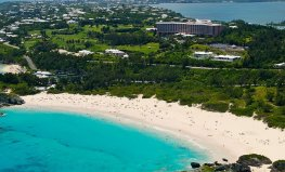 LuxeGetaways - Luxury Travel - Luxury Travel Magazine - Bermuda Tourism - America's Cup - Oracle Team USA - Horseshoe Bay
