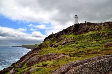 LuxeGetaways - Luxury Travel - Luxury Travel Magazine - Newfoundland - Matt Long - Canada - Lighthouse