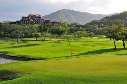 LuxeGetaways - Luxury Travel - Luxury Travel Magazine - Reserva Conchal Beach Resort Golf and Spa - Costa Rica - Golf Course