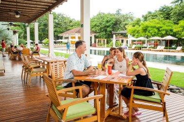 LuxeGetaways - Luxury Travel - Luxury Travel Magazine - Reserva Conchal Beach Resort Golf and Spa - Costa Rica - Beach Club - Family