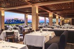 LuxeGetaways - Luxury Travel - Luxury Travel Magazine - Savoring Tastes of Athens - Michelle Winner - Athens Greece - Greek Food - Roof Garden Restaurant