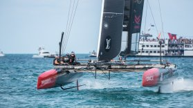 LuxeGetaways - Luxury Travel - Luxury Travel Magazine - Bermuda Tourism - America's Cup - Oracle Team USA - sailing