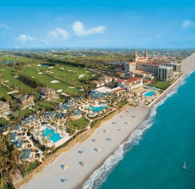 LuxeGetaways - Luxury Travel - Luxury Travel Magazine - The Breakers Palm Beach - Beachside luxury resort