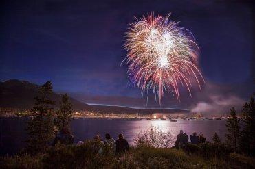 LuxeGetaways - Luxury Travel - Luxury Travel Magazine - Frisco Colorado - July 4 - fireworks