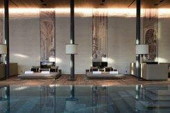 LuxeGetaways_Chedi-Andermatt_Switzerland_Slimming-Wellness-Retreat_Indoor-Pool-Lounge_Luxury-Daybed