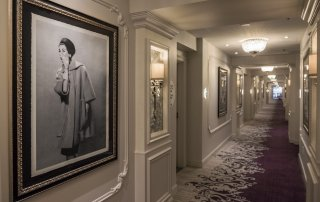 LuxeGetaways - Luxury Travel - Luxury Travel Magazine - Luxe Getaways - Luxury Lifestyle - The Ivey's Hotel Charlotte - North Carolina - Iveys Hotel - Luxury Boutique Hotel Hallway