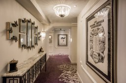LuxeGetaways - Luxury Travel - Luxury Travel Magazine - Luxe Getaways - Luxury Lifestyle - The Ivey's Hotel Charlotte - North Carolina - Iveys Hotel - Luxury Boutique Hallway