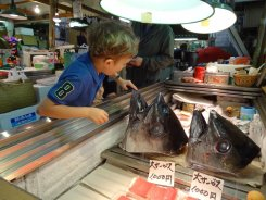 LuxeGetaways - Luxury Travel - Luxury Travel Magazine - Luxe Getaways - Luxury Lifestyle - Family Travel - Travel with Kids - Outcast Otter - Seafood in Asian Market