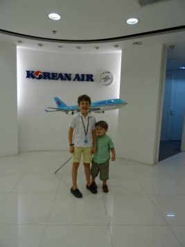 LuxeGetaways - Luxury Travel - Luxury Travel Magazine - Luxe Getaways - Luxury Lifestyle - Family Travel - Travel with Kids - Outcast Otter - Korean Air