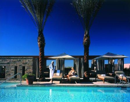 LuxeGetaways - 25 Poolside Experiences - Luxury Hotel Pools - Fairmont Scottsdale Princess - luxury arizona hotel pool - Fairmont Hotels and Resorts