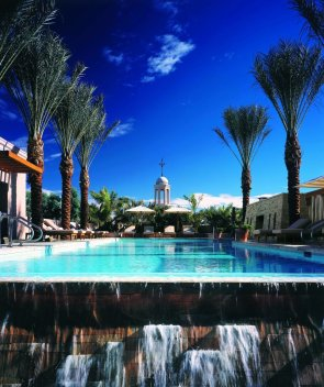LuxeGetaways - 25 Poolside Experiences - Luxury Hotel Pools - Fairmont Scottsdale Princess - Arizona Pools - Rooftop Pool