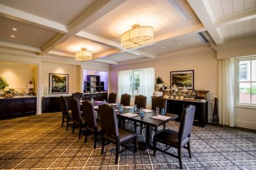 LuxeGetaways - Luxury Travel - Luxury Travel Magazine - Luxe Getaways - Luxury Lifestyle - Pebble Beach Resorts - Fairway One - California - Luxury Golf Resort - Meeting Room