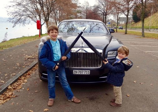 LuxeGetaways - Luxury Travel - Luxury Travel Magazine - Luxe Getaways - Luxury Lifestyle - Family Travel - Travel with Kids - Outcast Otter - Rolls Royce