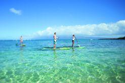 LuxeGetaways - Luxury Travel - Luxury Travel Magazine - Luxe Getaways - Luxury Lifestyle - The Ritz Carlton Kapalua - Maui - Hawaii - Luxury Hotel Maui - paddleboarding