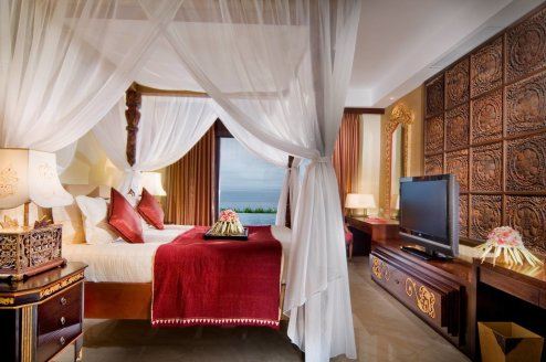 LuxeGetaways - Luxury Travel - Luxury Travel Magazine - Luxe Getaways - Luxury Lifestyle - Luxury Villa Rentals - Affluent Travel - The Villas at AYANA - Jimbaran - bedroom