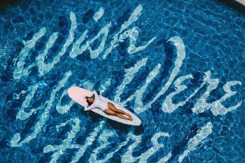 LuxeGetaways - 25 Poolside Experiences - Luxury Hotel Pools - Summer Swim Club