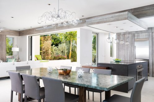 LuxeGetaways - Luxury Travel - Luxury Travel Magazine - Luxe Getaways - Luxury Lifestyle - Luxury Villa Rentals - Affluent Travel - The Dunes by Grace Bay Club - Turks and Caicos - Kitchen