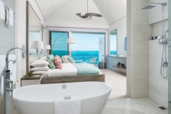 LuxeGetaways - Luxury Travel - Luxury Travel Magazine - Luxe Getaways - Luxury Lifestyle - Luxury Villa Rentals - Affluent Travel - The Dunes by Grace Bay Club - Turks and Caicos - Bathroom