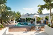 LuxeGetaways - Luxury Travel - Luxury Travel Magazine - Luxe Getaways - Luxury Lifestyle - Luxury Villa Rentals - Affluent Travel - The Dunes by Grace Bay Club - Turks and Caicos - Exterior Pool