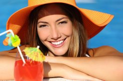 LuxeGetaways - 25 Poolside Experiences - Luxury Hotel Pools -