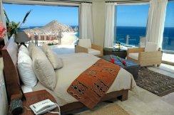 LuxeGetaways - Luxury Travel - Luxury Travel Magazine - Luxe Getaways - Luxury Lifestyle - Luxury Villa Rentals - Villas with Forever Views - Luxe Villas - Luxury Rentals - Mexico - Villa Penasco - Pedregal - Cabo San Lucas - Bedroom