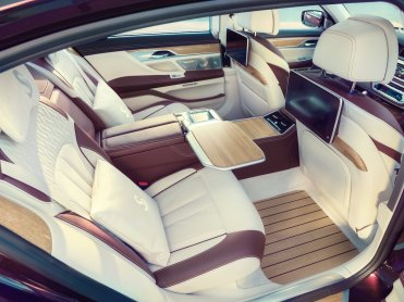 LuxeGetaways - Luxury Travel - Luxury Travel Magazine - Luxe Getaways - Luxury Lifestyle - BMW - BMW Individual - Luxury Cars - Luxury Auto - Nautor's Swan - BMW M760 - luxury interior